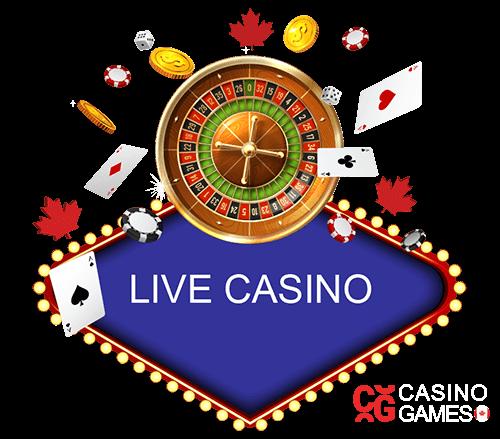 Live casino oncasinogames