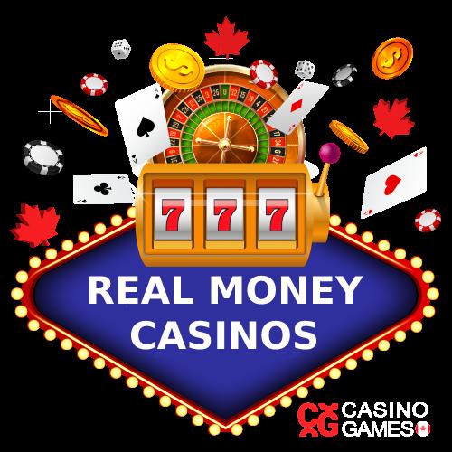 Real Money Casino Sites