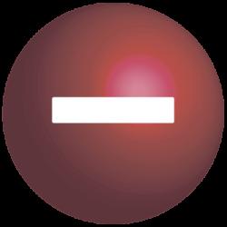 against logo