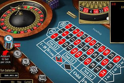 Play Real Casino