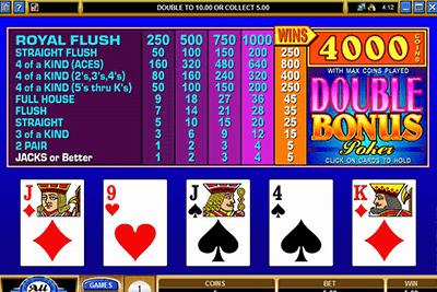 Spiele Double Double Bonus Poker - Video Slots Online